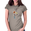Floral Pattern #41 Womens Fitted T-Shirt
