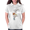 Floral Pattern #41 Womens Polo
