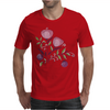 Floral Pattern #49 Mens T-Shirt