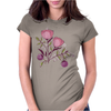 Floral Pattern #49 Womens Fitted T-Shirt