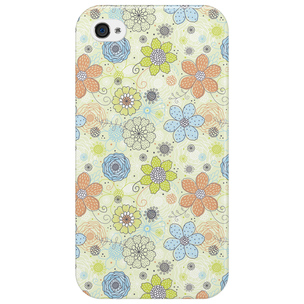 Floral Pattern #52 Phone Case
