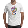 Floral Pattern #53 Mens T-Shirt