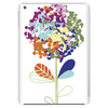 Floral Pattern #53 Tablet