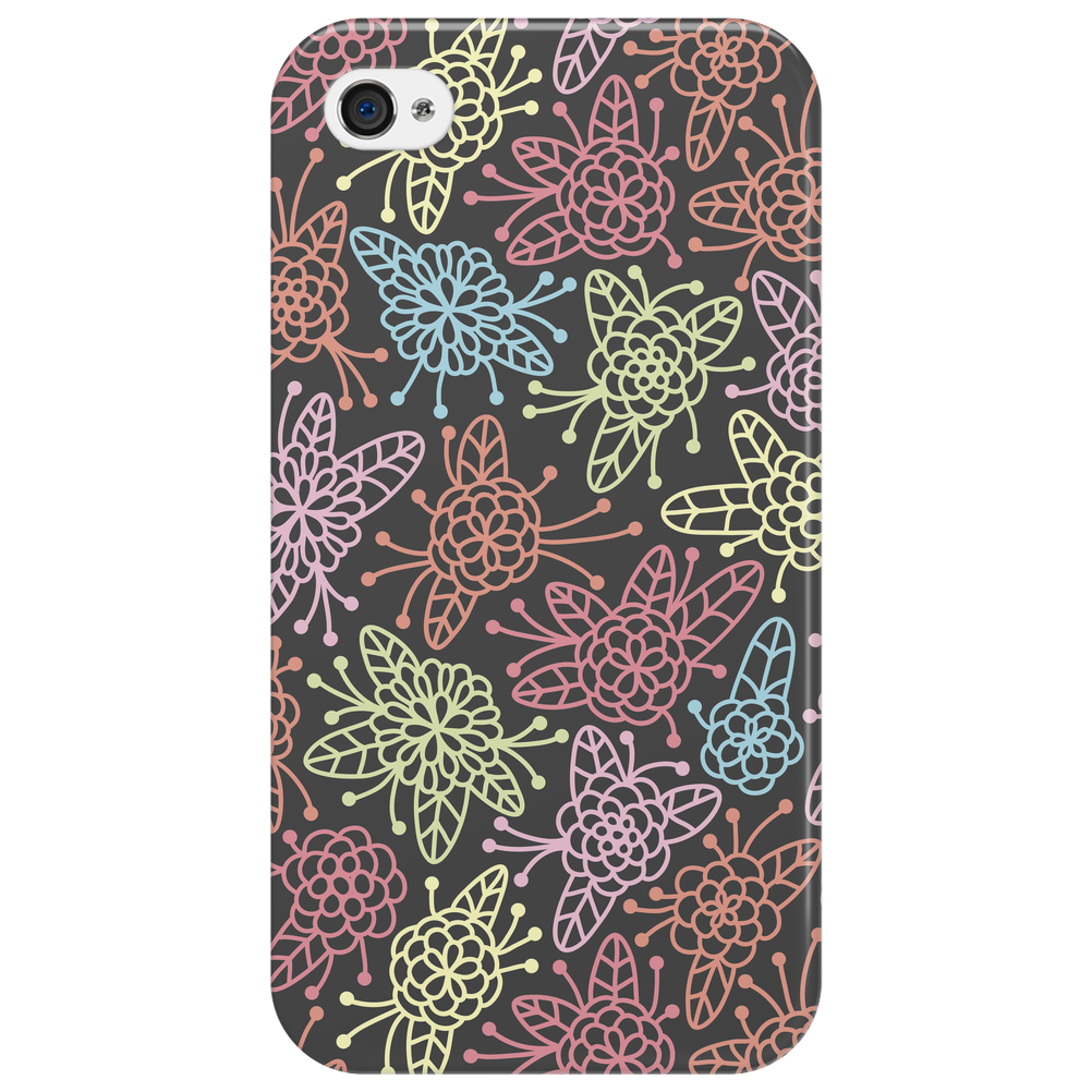 Floral Pattern #54 Phone Case