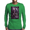 Flow of Seduction Mens Long Sleeve T-Shirt