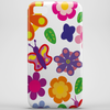 Flower art Phone Case