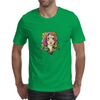 Flower Girl Mens T-Shirt