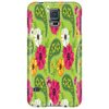 Flowers Abstract Phone Case