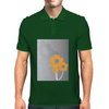 Flowers Mens Polo