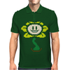 Flowey Color Mens Polo