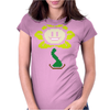 Flowey Color Womens Fitted T-Shirt