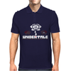 Flowey undertale Mens Polo