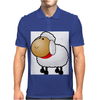 Fluffy Sheep Mens Polo