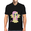Fluttershy Mens Polo