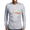 Fly Away Mens Long Sleeve T-Shirt