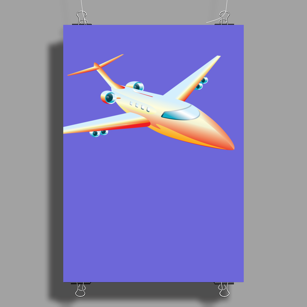 Fly Away Poster Print (Portrait)