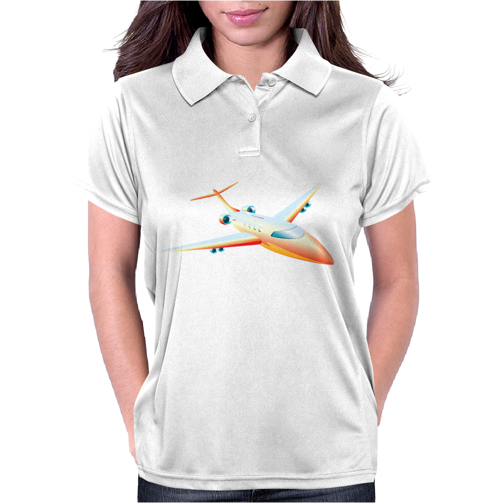 Fly Away Womens Polo