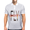 Fly Society Paradise Mens Polo