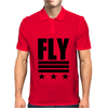 Fly Stars, Mens Polo