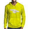 Flying Dog Mens Hoodie