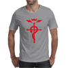 FMA Full Metal Alchemist Cross Inspired Ladies Mens T-Shirt
