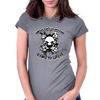 FNAF 2 CAST B&W Womens Fitted T-Shirt