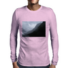 foggy mountains Mens Long Sleeve T-Shirt