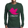 Follow Me Mens Long Sleeve T-Shirt