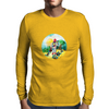 Food for calmars Mens Long Sleeve T-Shirt