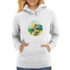 Food for calmars Womens Hoodie