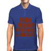 FOOD FRIENDS FOOTBALL #SUNDAYS Mens Polo