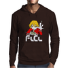 Fooly Cooly FLCL Haruhara Haruko Anime Japanese Mens Hoodie