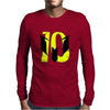 football Mens Long Sleeve T-Shirt
