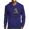 Football Player Mens Hoodie