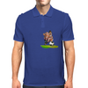 Football Player Mens Polo