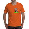Football Player Mens T-Shirt