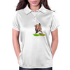 Football Player Womens Polo