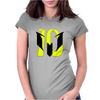 football Womens Fitted T-Shirt
