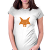 For Fox Sake - Funny Womens Fitted T-Shirt
