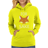 For Fox Sake - Funny Womens Hoodie