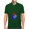 For God so loved Mens Polo