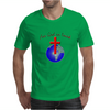 For God so loved Mens T-Shirt
