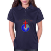For God so loved Womens Polo