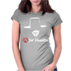 For Vendetta Womens Fitted T-Shirt