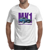 Ford Capri MK1 Classic Car Purple/Blue Mens T-Shirt
