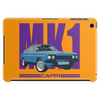 Ford Capri MK1 Classic Car Purple/Blue Tablet