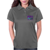 Ford Capri MK1 Classic Car Purple/Blue Womens Polo