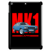 Ford Capri MK1 Classic Car Red/Blue Tablet