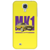 Ford Capri Retro Classic Car Purple/Yellow Phone Case