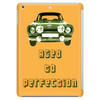 Ford Escort MK1 RS 1800 2000 Classic Car Design Tablet